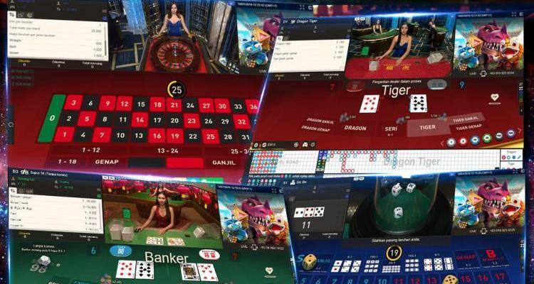 Jenis Bonus Live Casino Profit Menarik